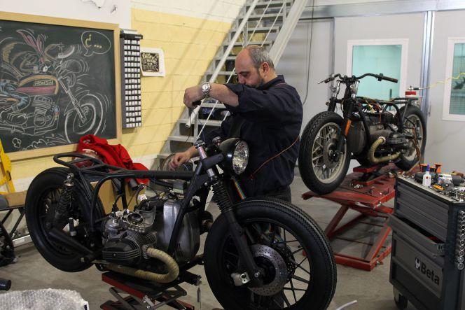 ¿No encuentra la moto de sus sueños? Aquí se la hacemos | Empresas | Cinco Días