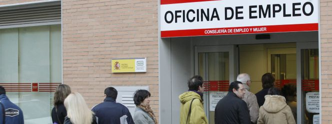 Amenaza de huelga en las oficinas de empleo econom a for Oficina inem madrid