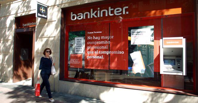Bankinter gana un 31 6 mas por su amplia rentabilidad for Oficinas de bankinter en madrid