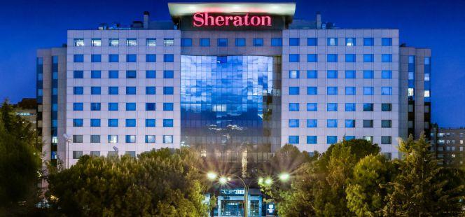 El grupo hotusa compra el sheraton madrid empresas - Hotel el quijote madrid ...
