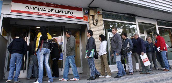 Qu tipo de parado encuentra antes empleo econom a for Oficina de empleo comunidad de madrid