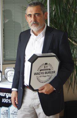 Juanjo Berlanga, el presidente de Bormarket.