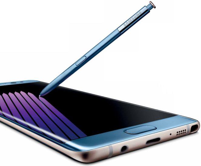 Samsung da más opciones en la sustitución del Galaxy Note 7   Smartphones   Cinco Días