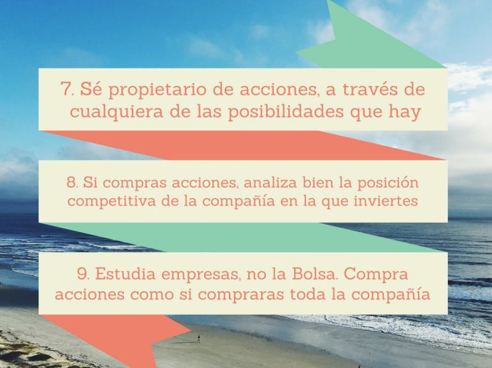 Fotos: Ibex 35: ¿Cómo ganar dinero en Bolsa? 26 consejos de Paramés | Cinco Días | Cinco Días