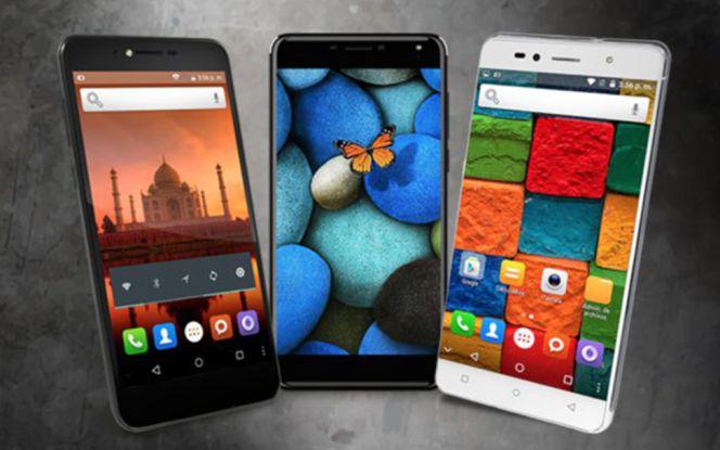 Buenos, bonitos y baratos: los teléfonos Android de Intex llegan a España | Smartphones | Cinco Días