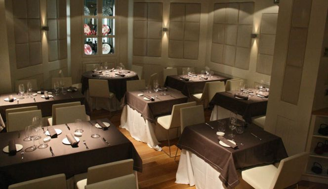 Viav lez asienta su cocina asturiana en madrid sentidos for Cocina asturiana