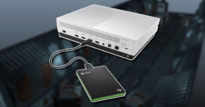 Gana espacio para los juegos en la xbox one con un disco for Ssd esterno xbox one
