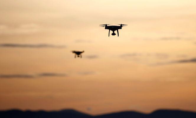 Despegue comercial de los drones