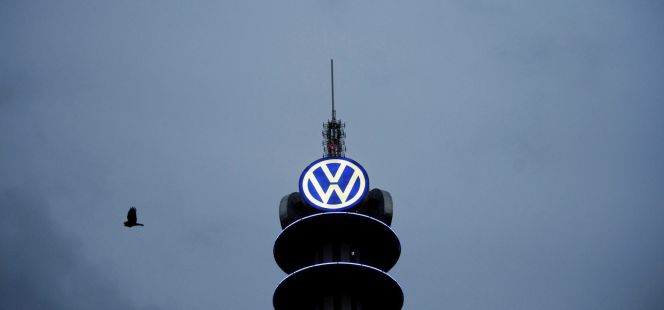 VW Tower de Hannover (Alemania).