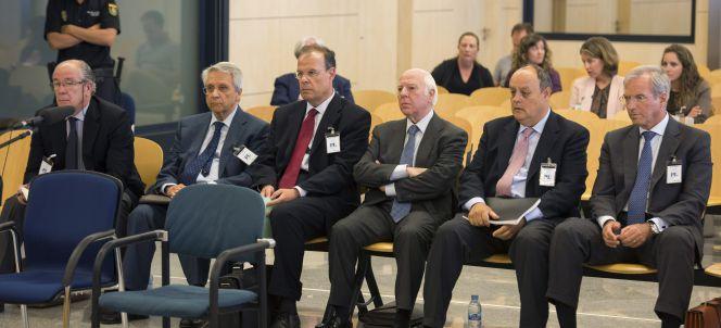 Cinco exdirectivos de novagalicia primeros banqueros for Oficinas novacaixagalicia madrid