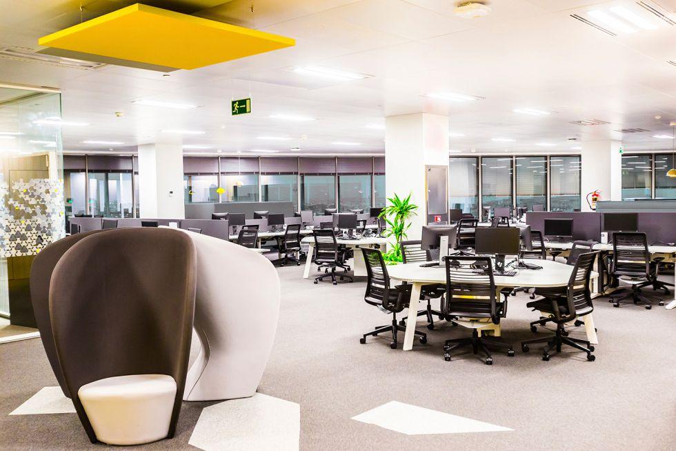 Fotos torre azca ey as es la nueva sede de ey en espa a for Oficina de empleo azca madrid