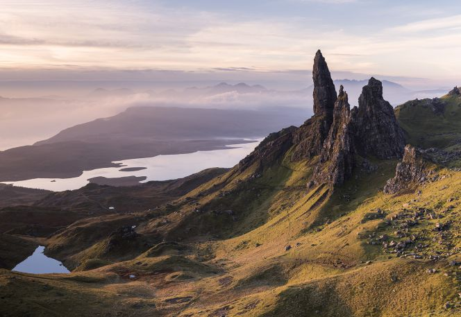 Turismo en Escocia: Skye, una isla de otro planeta   Sentidos   Cinco Días