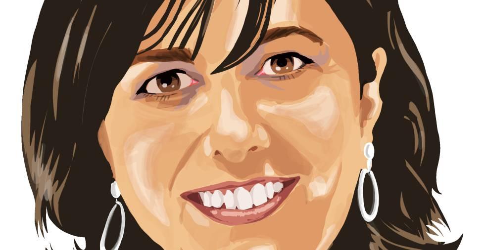 Rosa García, de Gamesa Siemens, sabe que la sostenibilidad empieza por una misma