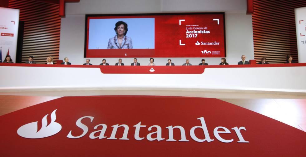 Santander lanza ahora una cuenta 1 2 3 para la clientela for Banco santander mas cercano a mi ubicacion