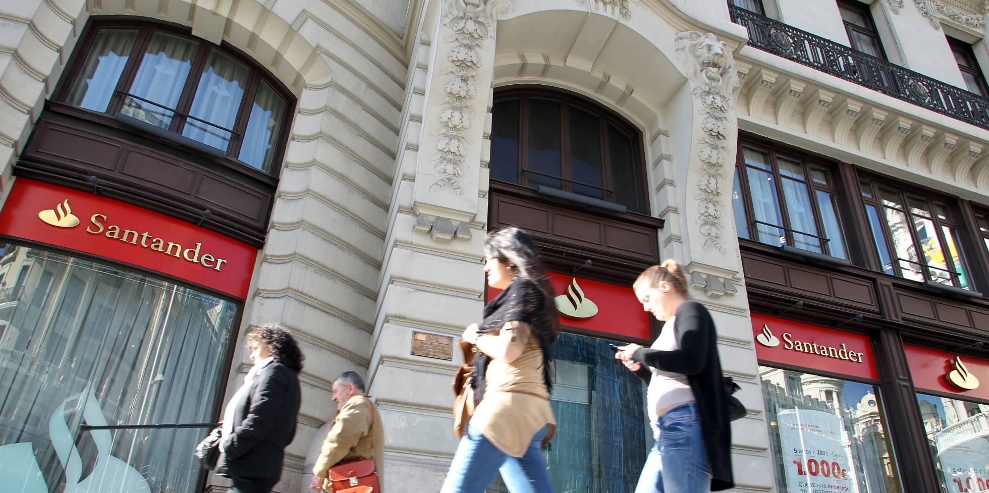 Santander abre la vía para seguir reclamando por sus Valores pese a vencer el plazo
