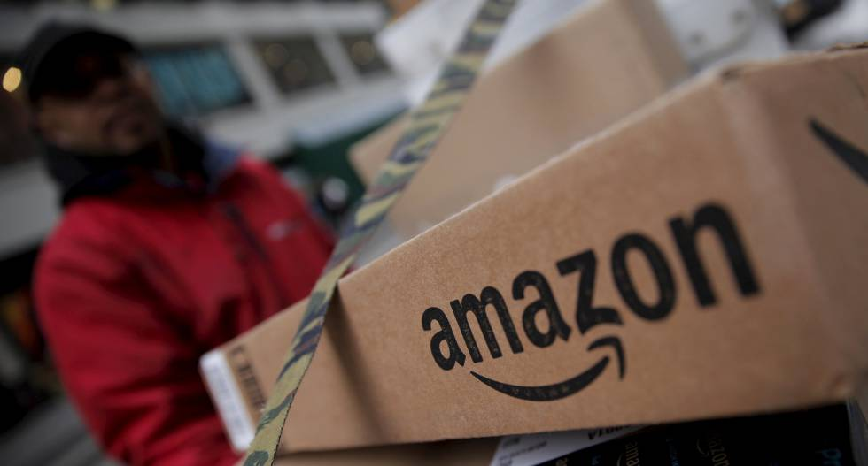 Ganancias de Amazon se disparan 41% en el primer trimestre