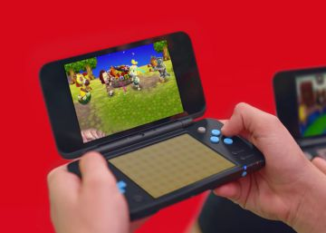 Lanzan la New Nintendo 2DS XL, más grande, potente y plegable