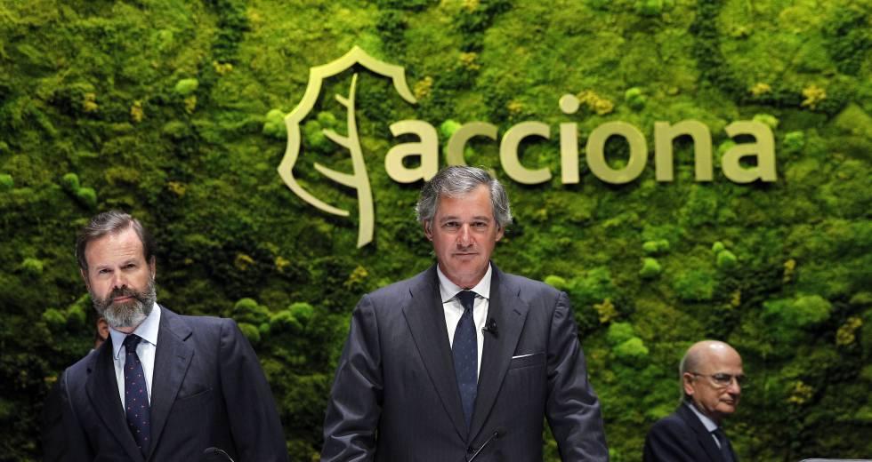 Acciona opta por subastas internacionales ante la nula rentabilidad de las españolas