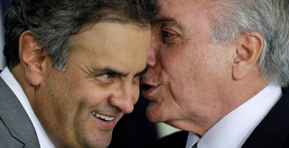 Llaman a exigir renuncia de Temer en Brasil