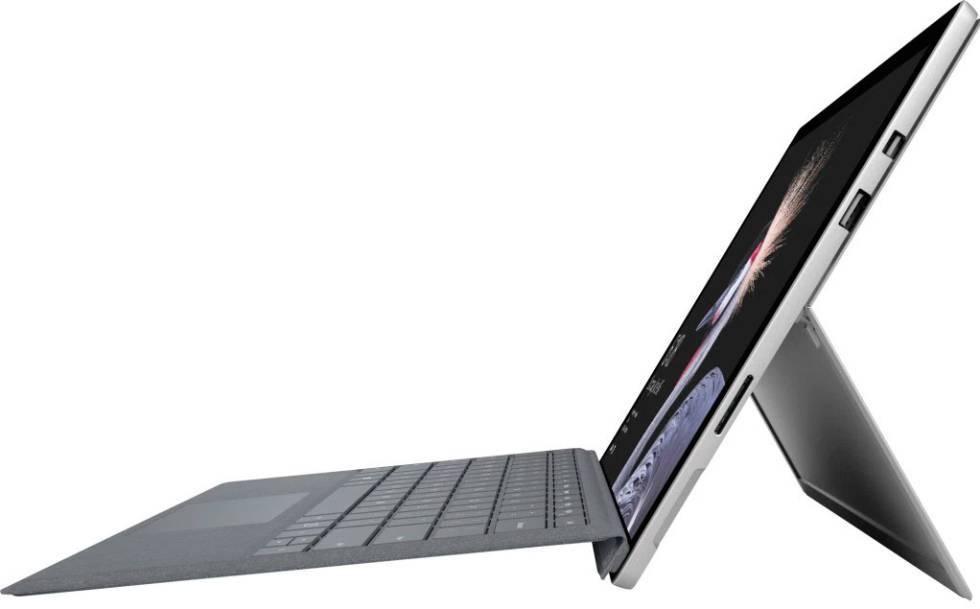 Microsoft presenta en China una nueva versión de su equipo Surface Pro