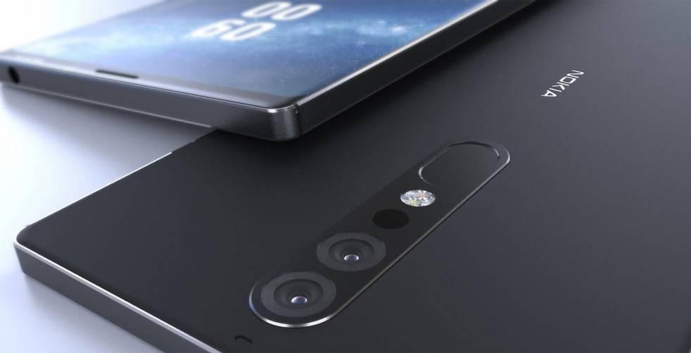 El Nokia 9 aparece en un test de rendimiento con 8GB de ...