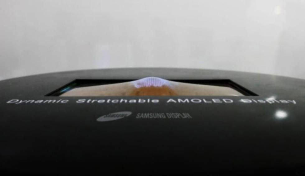 Samsung muestra en video cómo funciona su pantalla flexible