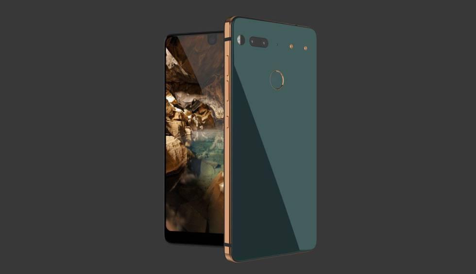 Essential Phone, el teléfono lanzado por el creador de Android