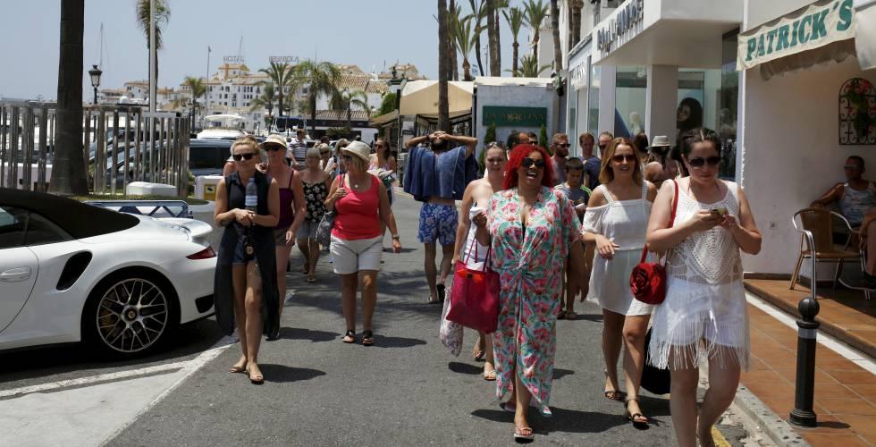 Casi 20 millones de turistas visitaron España hasta abril, un 11,6% más