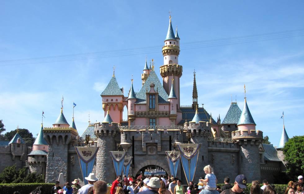 El castillo de la Bella Durmiente es uno de los más fotografiados de Disneyland París