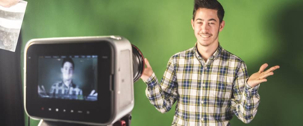 En el campamento 2bcamp enseñan a los jóvenes las técnicas para convertirse en 'youtuber'.