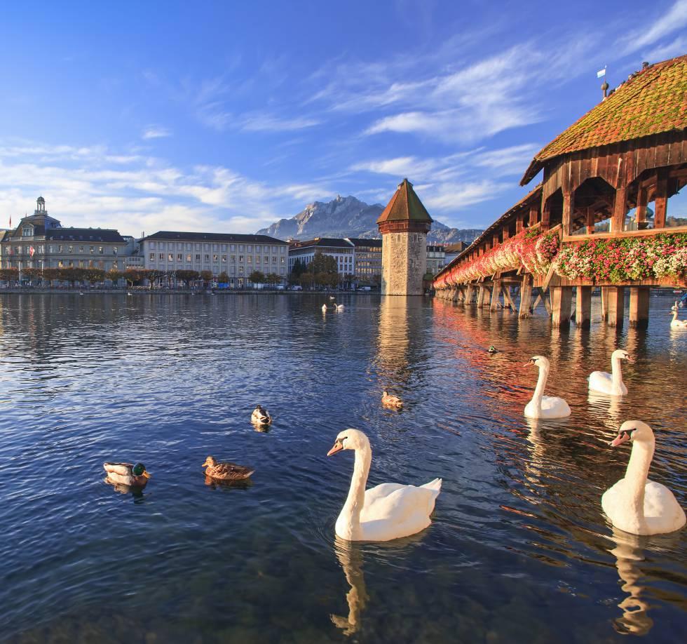 Puente suizo