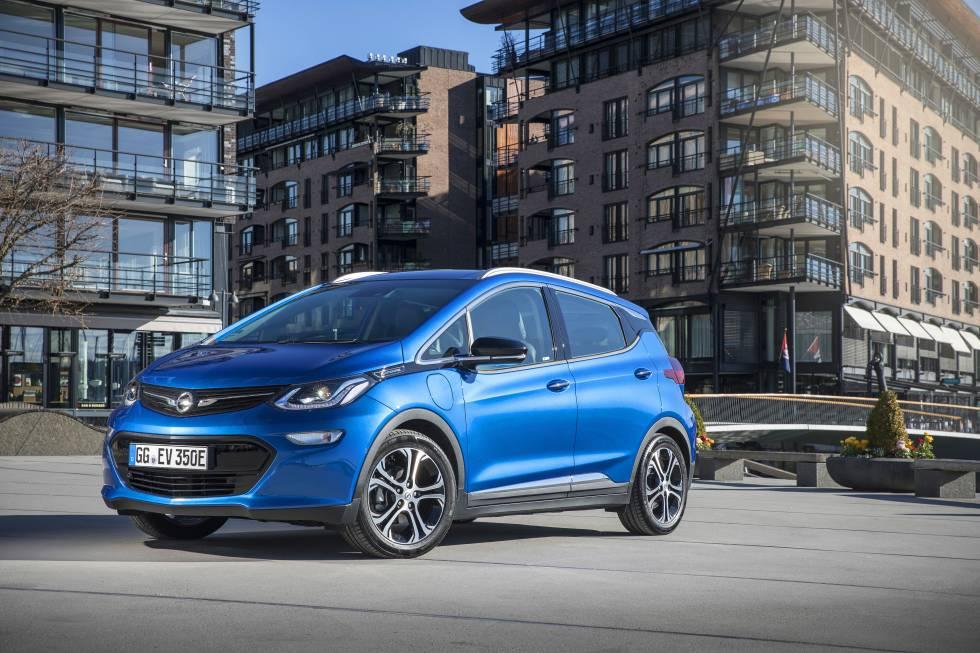 Opel propone un eléctrico muy ambicioso.