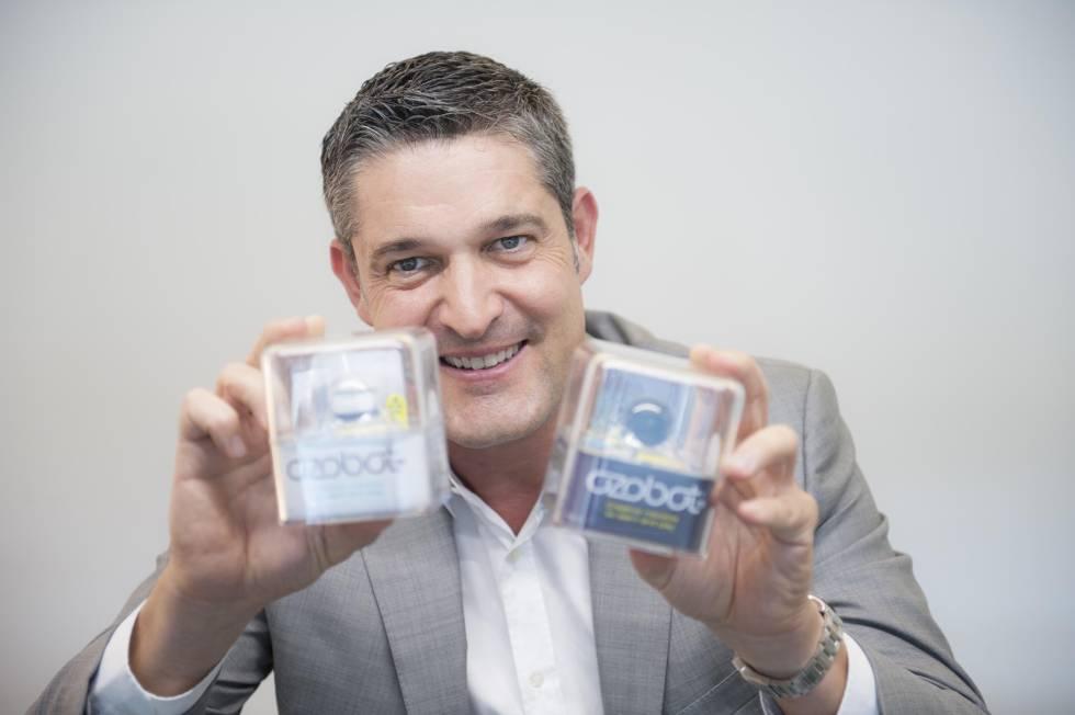 Xavier Meseguer fundador de KPsport