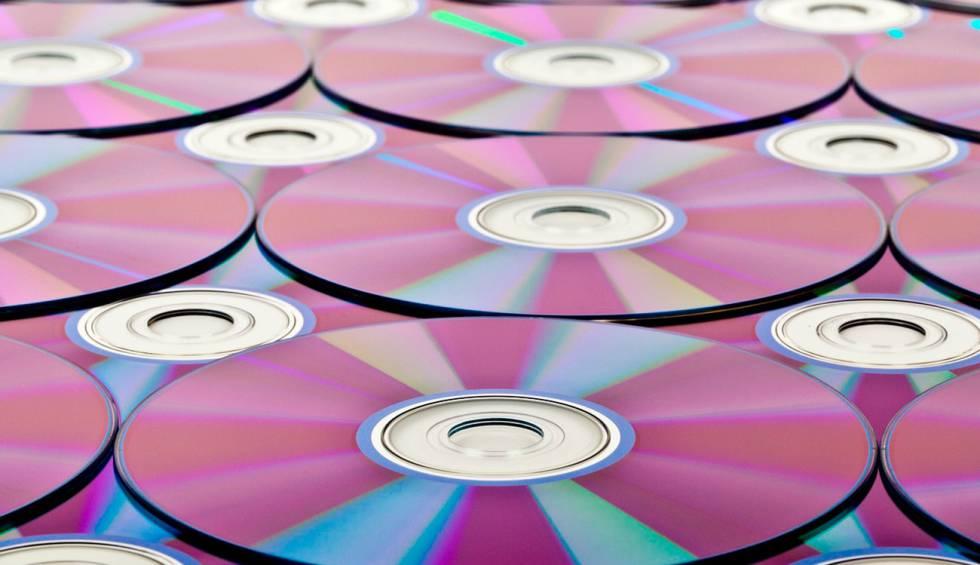 DVD y CD