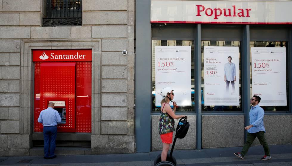 Santander vende control de bienes raíces de Popular a Blackstone