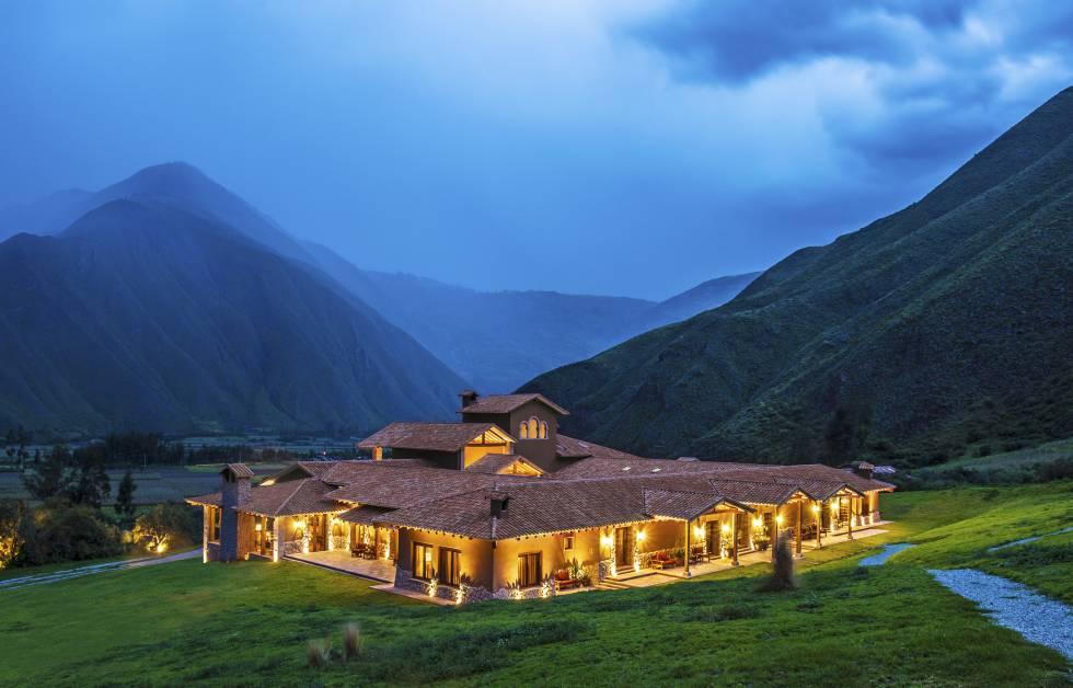Hotel Inkaterra Machu Picchu, en Perú.