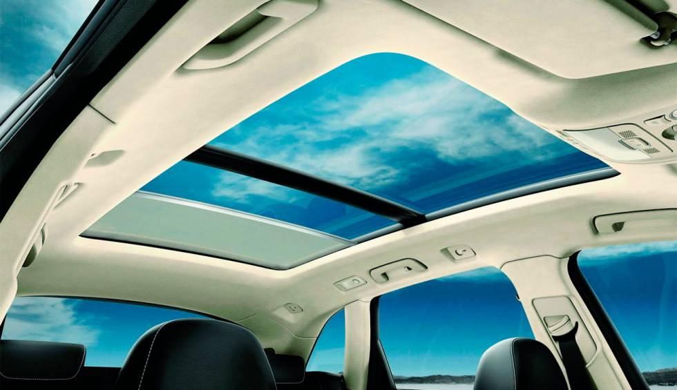 techo Audi eléctrico