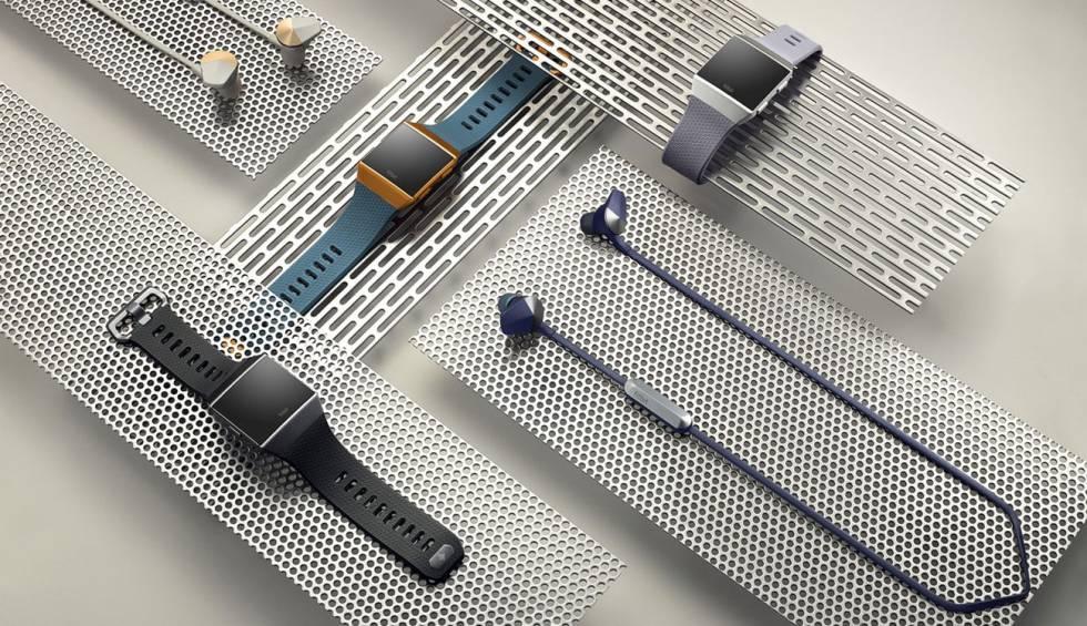 Smartwatch deportivo en alianza con Adidas — Fitbit Ionic