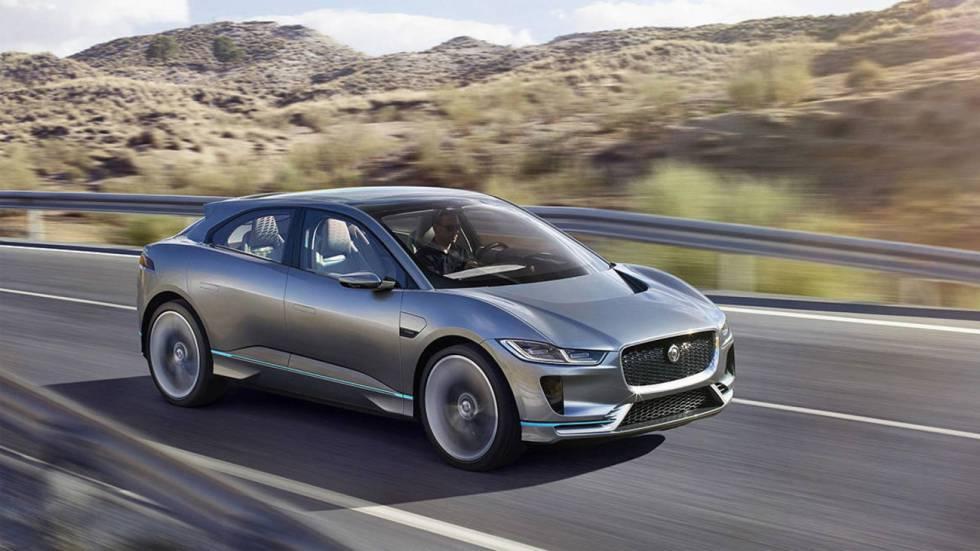 Todos los vehículos de Jaguar serán eléctricos a partir de 2020