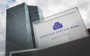 Sede del Banco Central Europeo (BCE), en Fráncort.