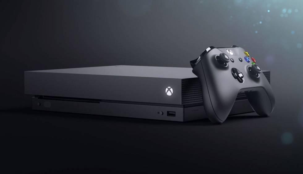 Xbox One X: Lista para ordenar junto a Forza Motorsport 7