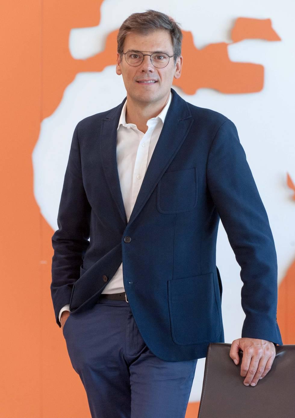 Luis González Soto, director de cuentas e inversión de ING.