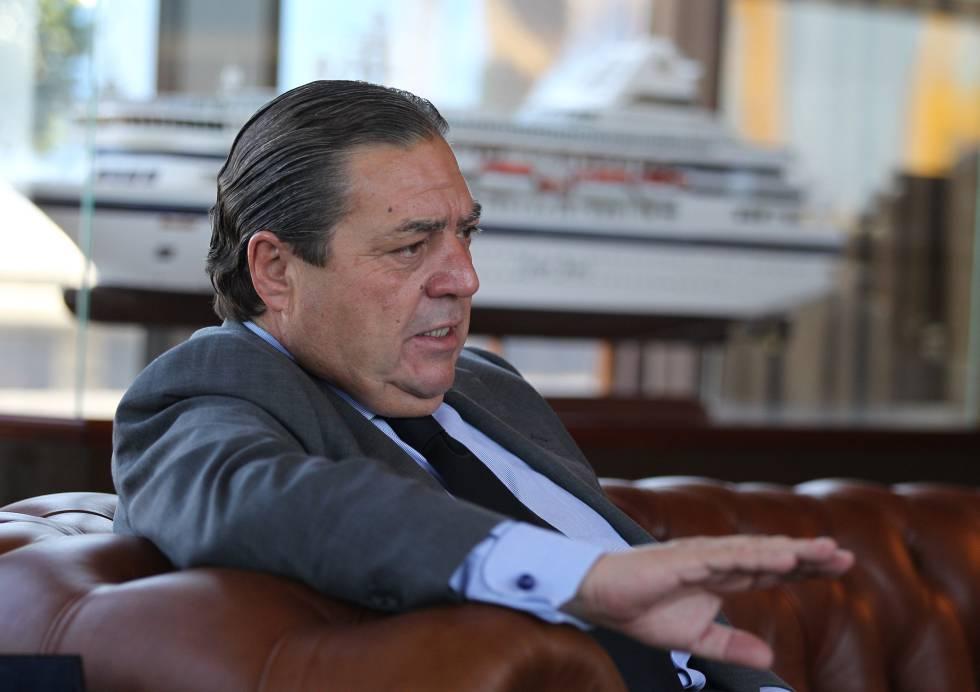 """Vicente Boluda: """"Sin el Corredor Mediterráneo estaremos en desventaja con Europa en dos años"""""""