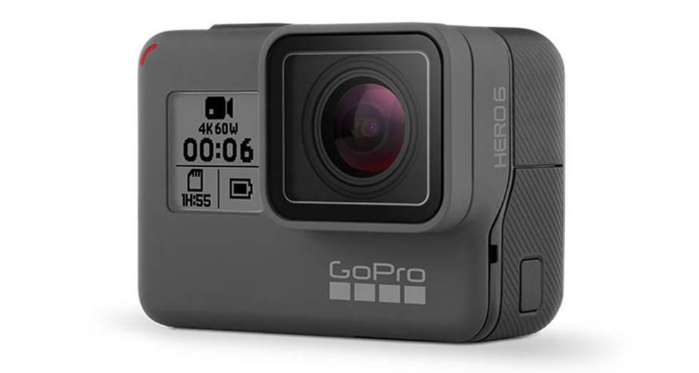 Atención, aventureros: La GoPro Hero 6 Black llega por US$499