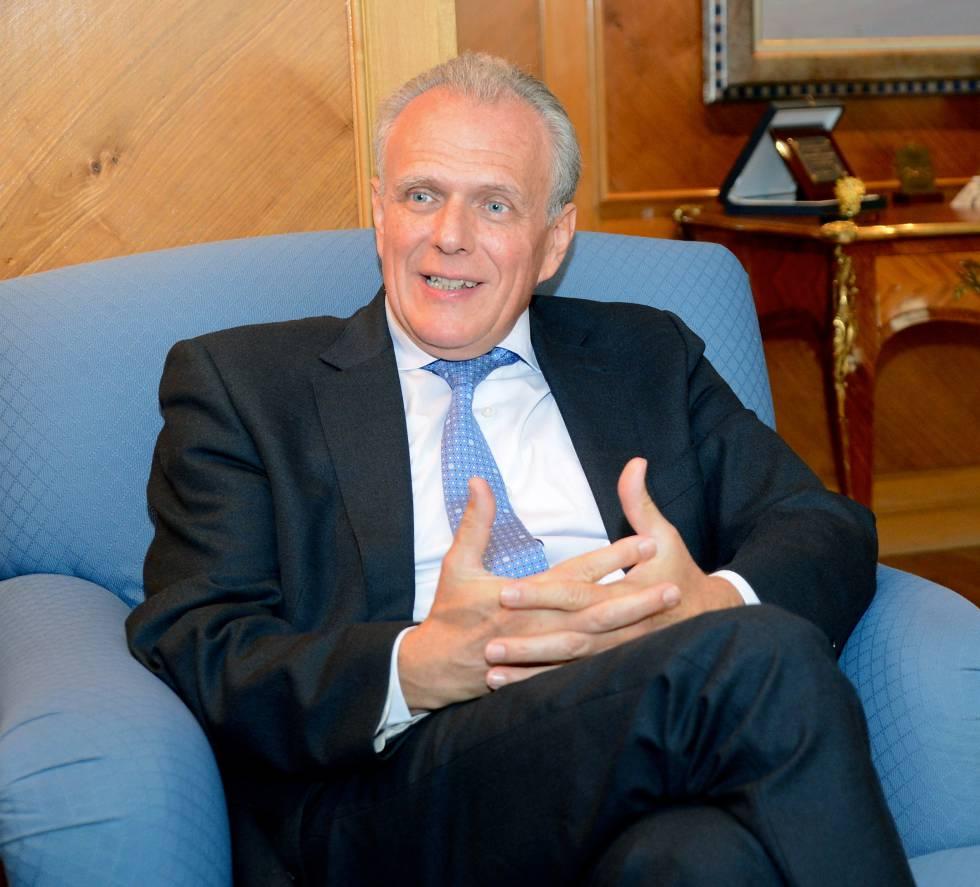 """García Collantes: """"Queremos impulsar una red segura que interconecte todas las notarías europeas"""