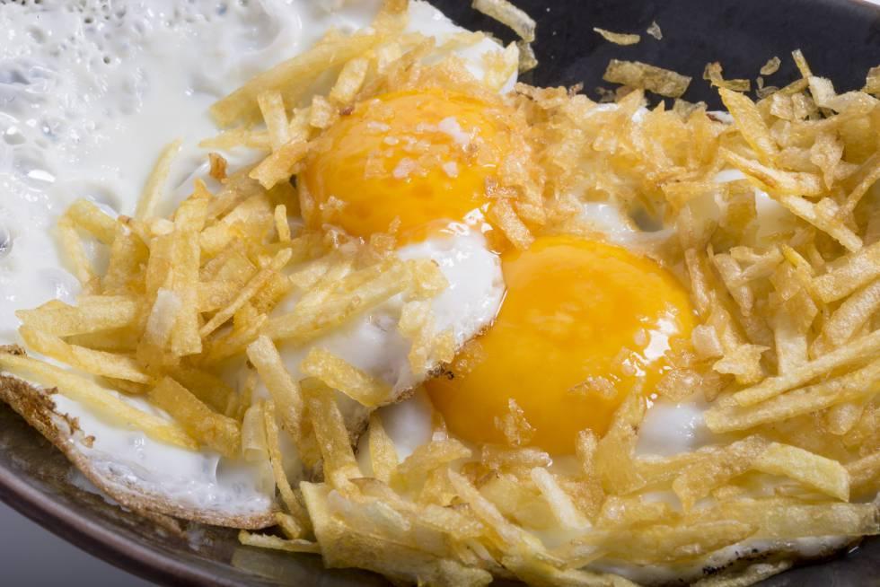 Huevos de caserío.