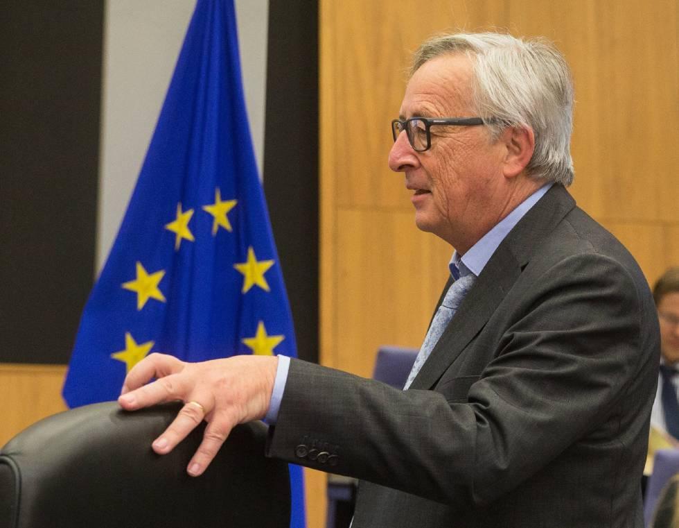 Juncker dice que si Cataluña se independizara, otras regiones harían lo mismo