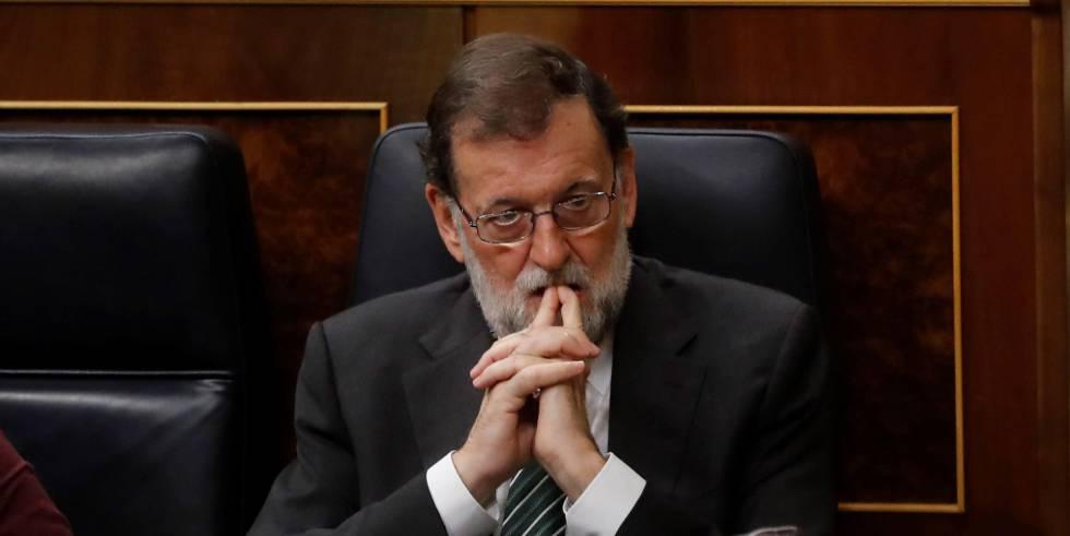Rajoy pidió poderes para disolver gobierno de Cataluña