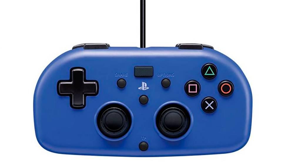 Sony presenta el Mini Wired Gamepad para la PlayStation 4