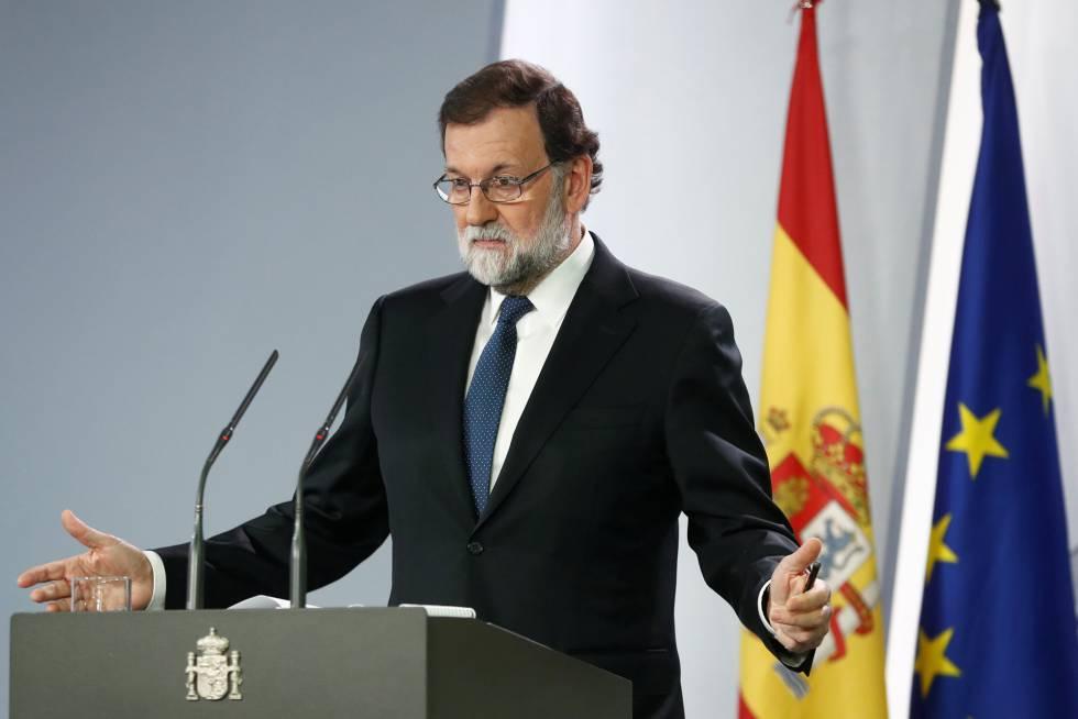 El presidente del Gobierno, Mariano Rajoy. REUTERSJuan Medina